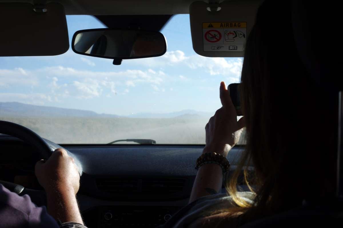 Road to San Antonio de las Cobres © Mllepix