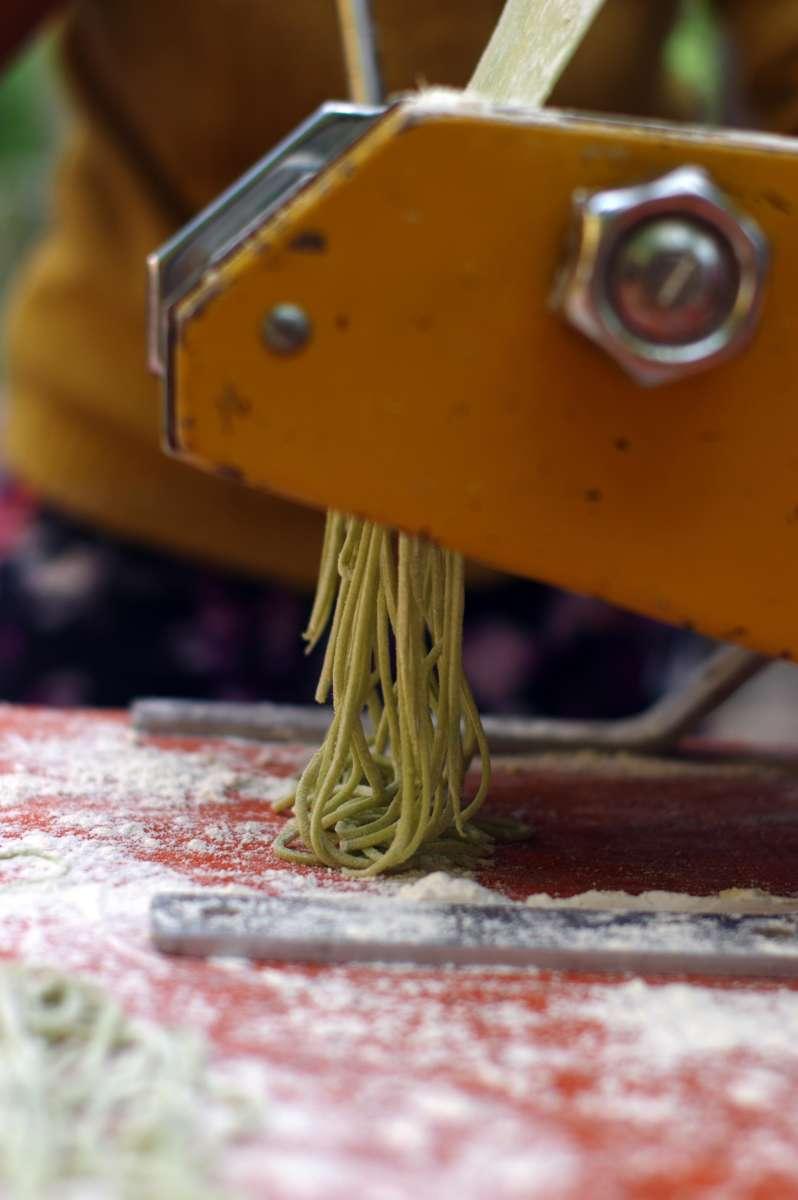 Homemade pasta © Mllepix