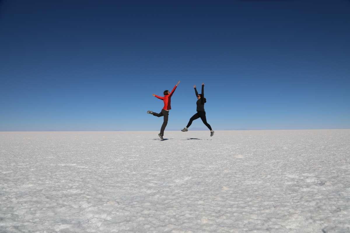 Uyuni Salt Flats © Mllepix
