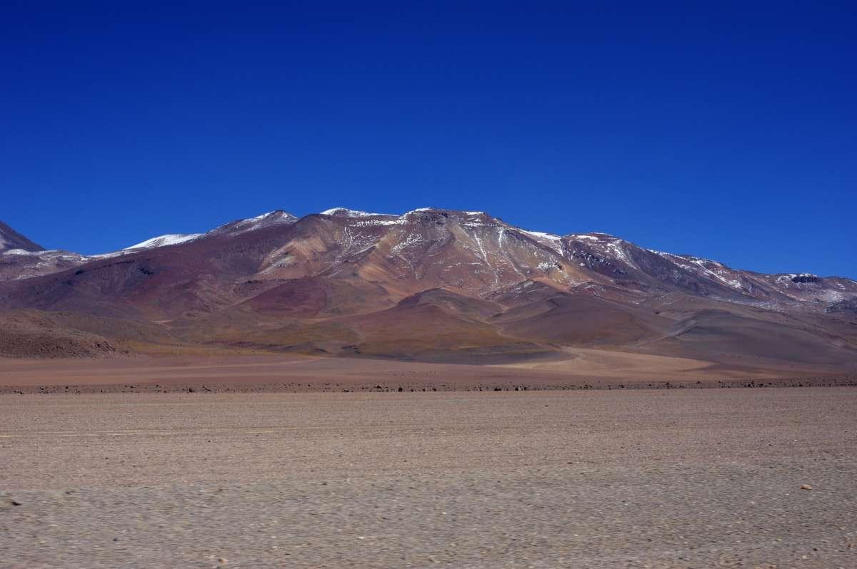 Laguna Verde - Sud Lipez - Bolivia © Mllepix