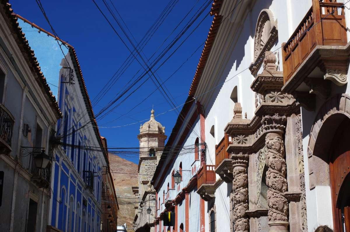 Potosi - Bolivia © Mllepix