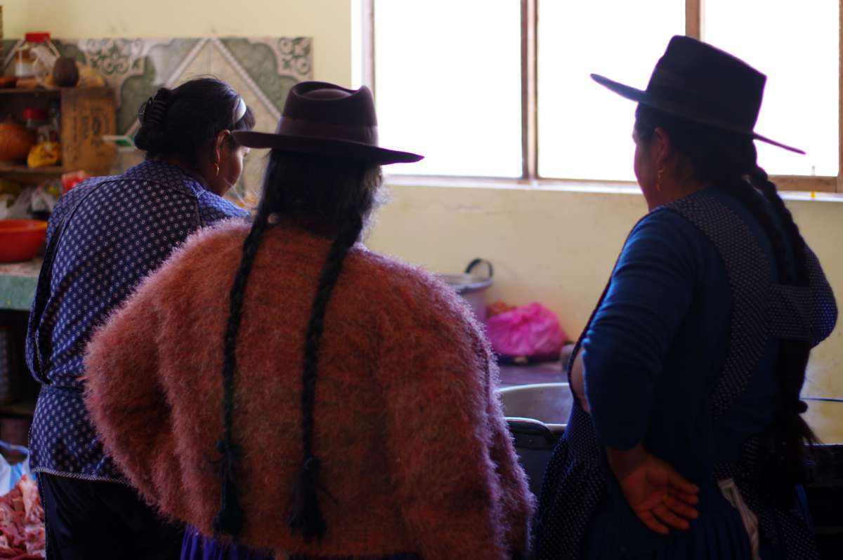 Manquiri - Potosi - Bolivia © Mllepix