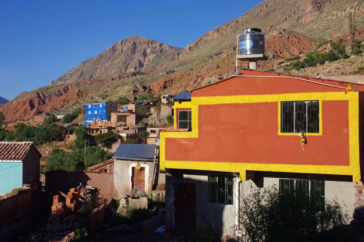 Mondragón - Potosi - Bolivia © Mllepix