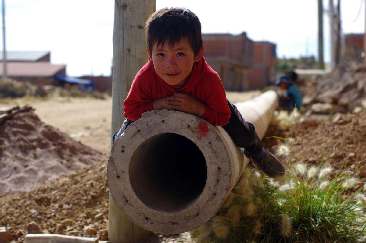 Children in Sucre - Bolivia © Mllepix