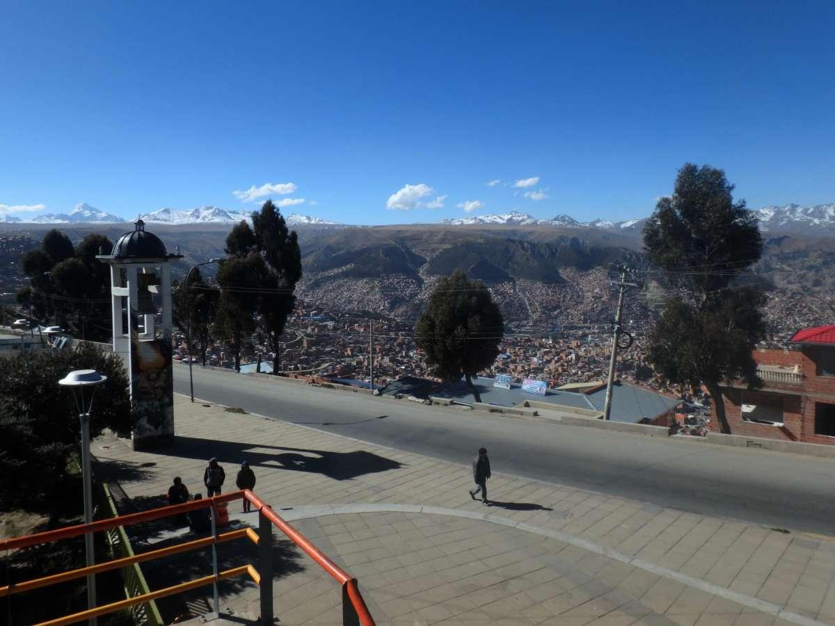 La Paz - Bolivia © Mllepix