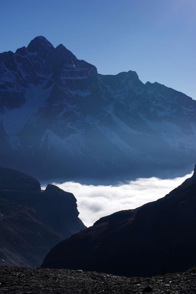 La Cumbre - La Paz - Bolivia © Mllepix