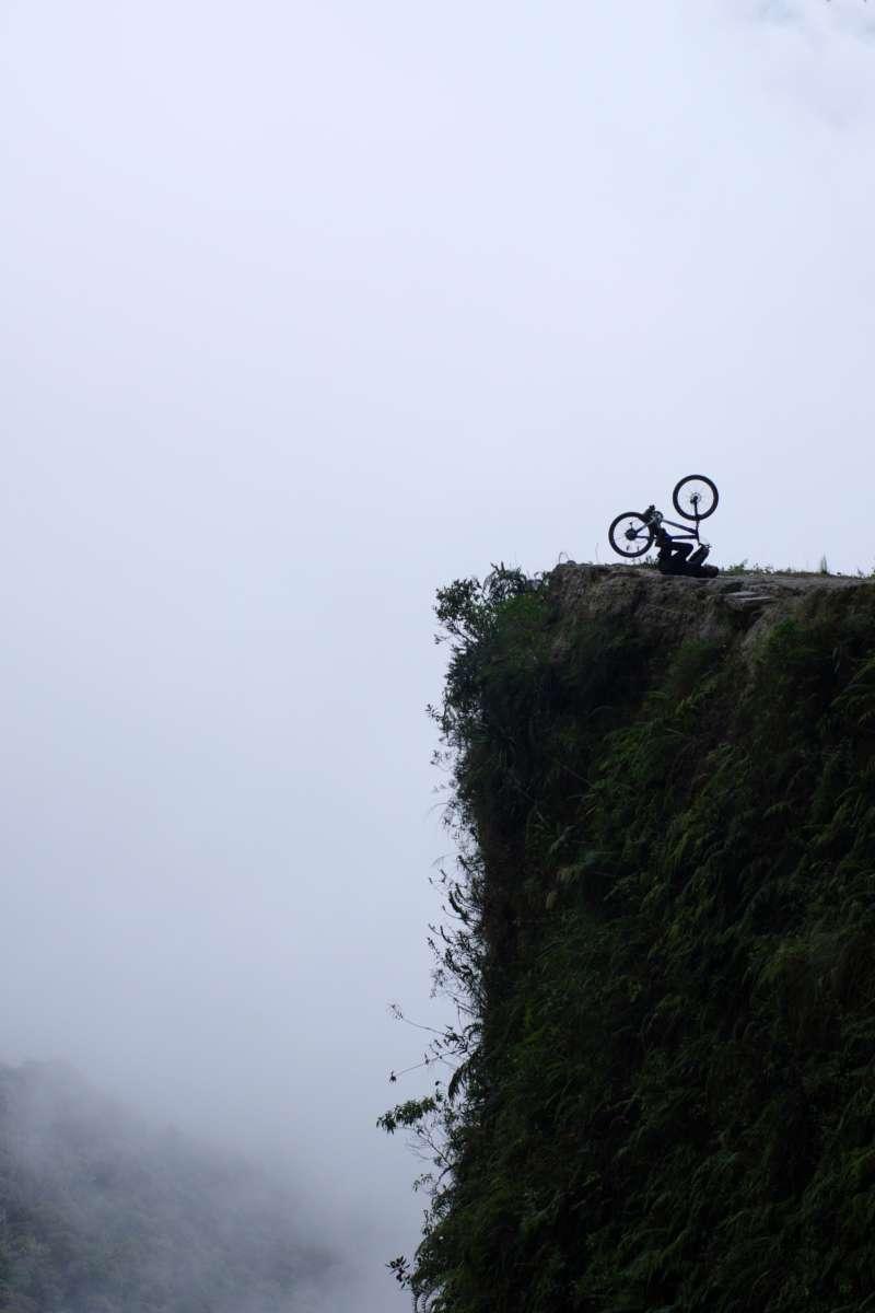 Ruta de la Muerte - La Paz - Bolivia © Mllepix