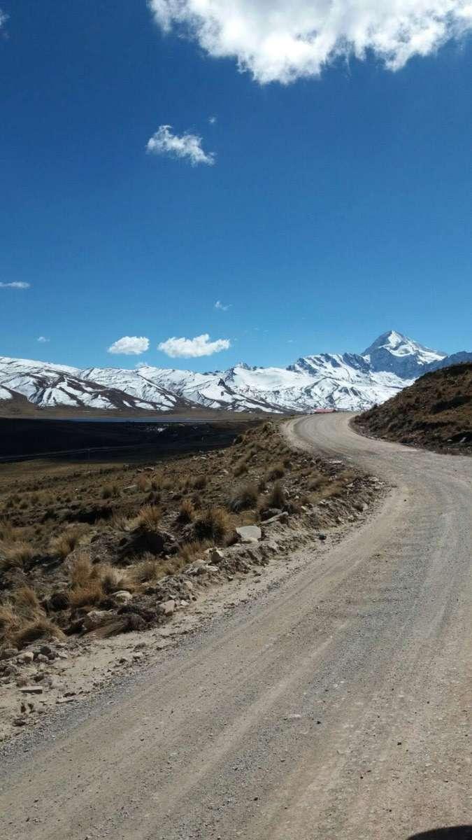 Huayna Potosi - Bolivia © Mllepix