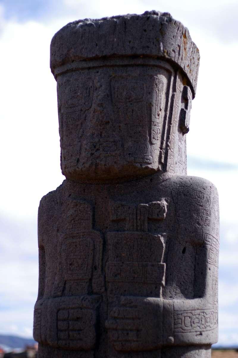 Tihuanaco - La Paz - Bolivia © Mllepix