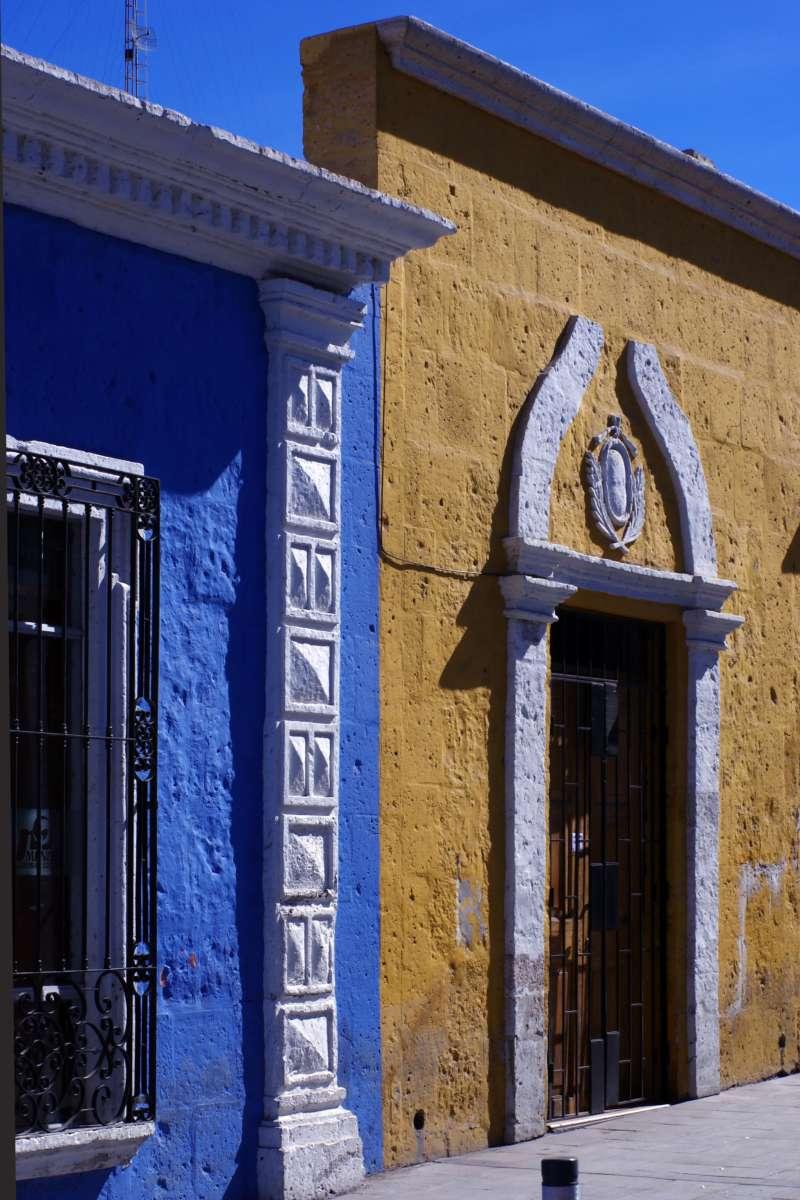 Arequipa - Peru © Mllepix