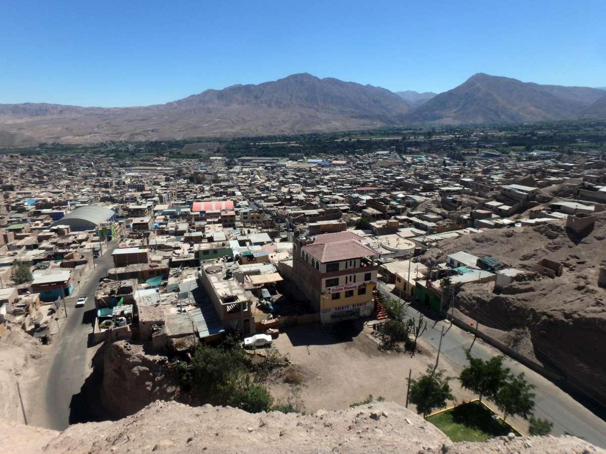 Moquegua - Peru © Mllepix