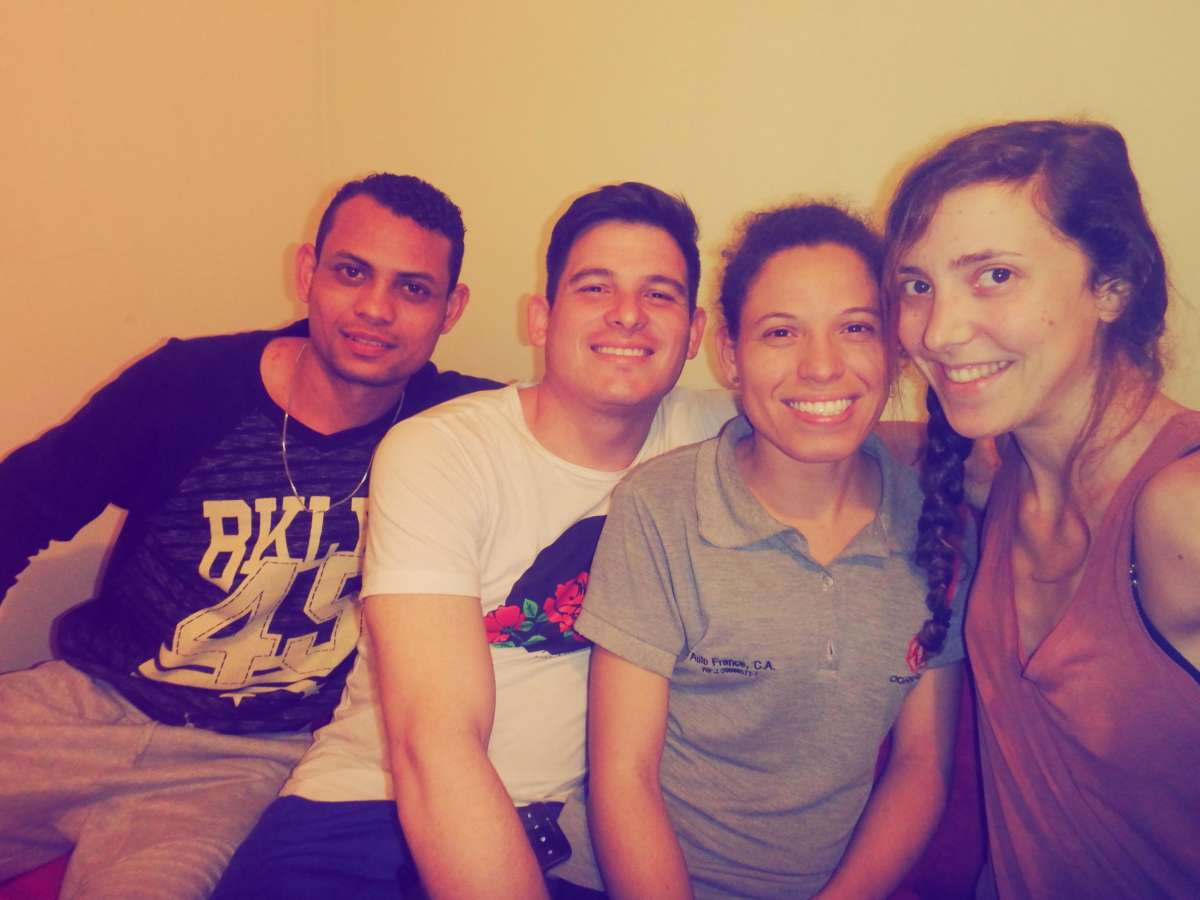 Couchsurfing in Lima © Mllepix