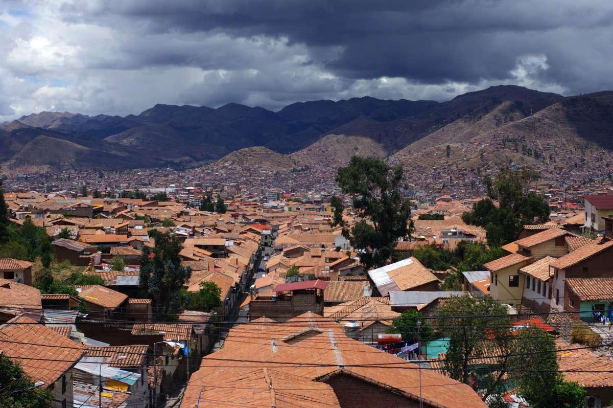 San Blas - Cuzco - Peru © Mllepix