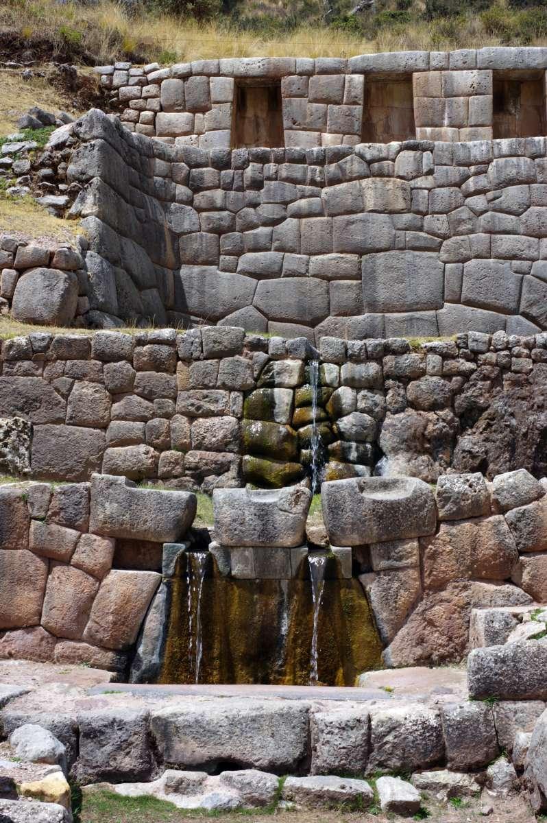Tambomachay - Cuzco - Peru © Mllepix