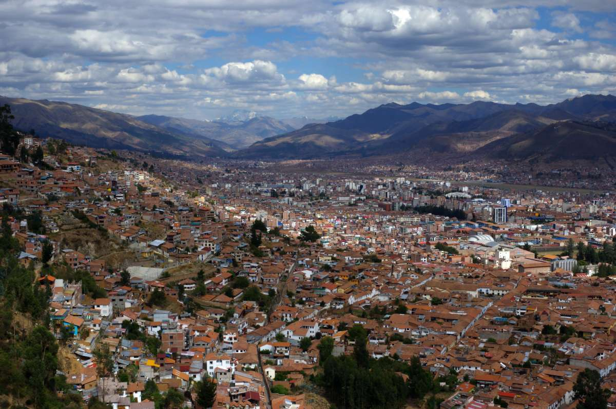 Sacsayhuaman - Cuzco - Peru © Mllepix