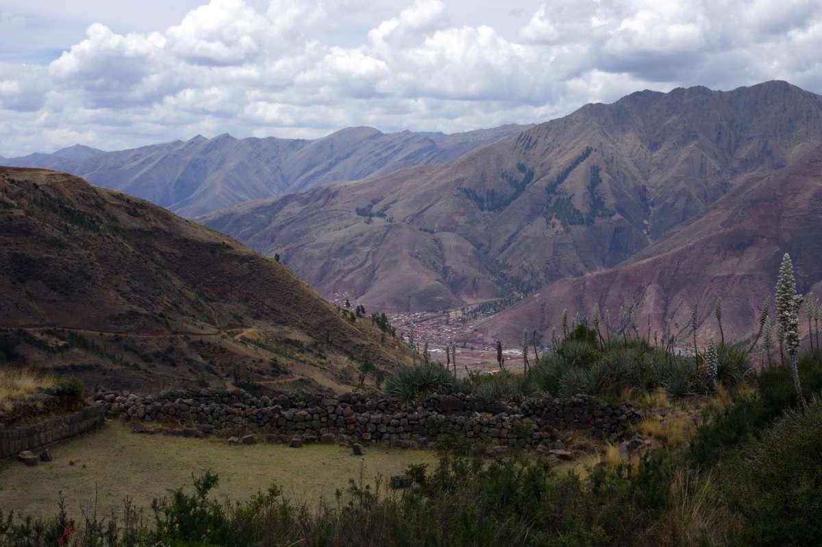 Tipon - Cuzco - Peru © Mllepix