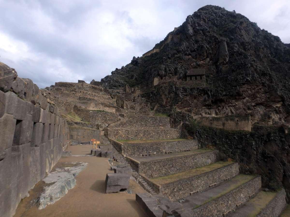 Ollantaytambo - Cuzco - Peru © Mllepix