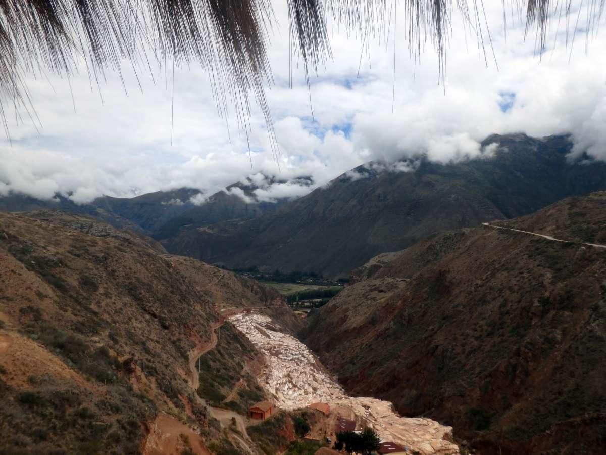 Salineras de Maras - Cuzco - Peru © Mllepix