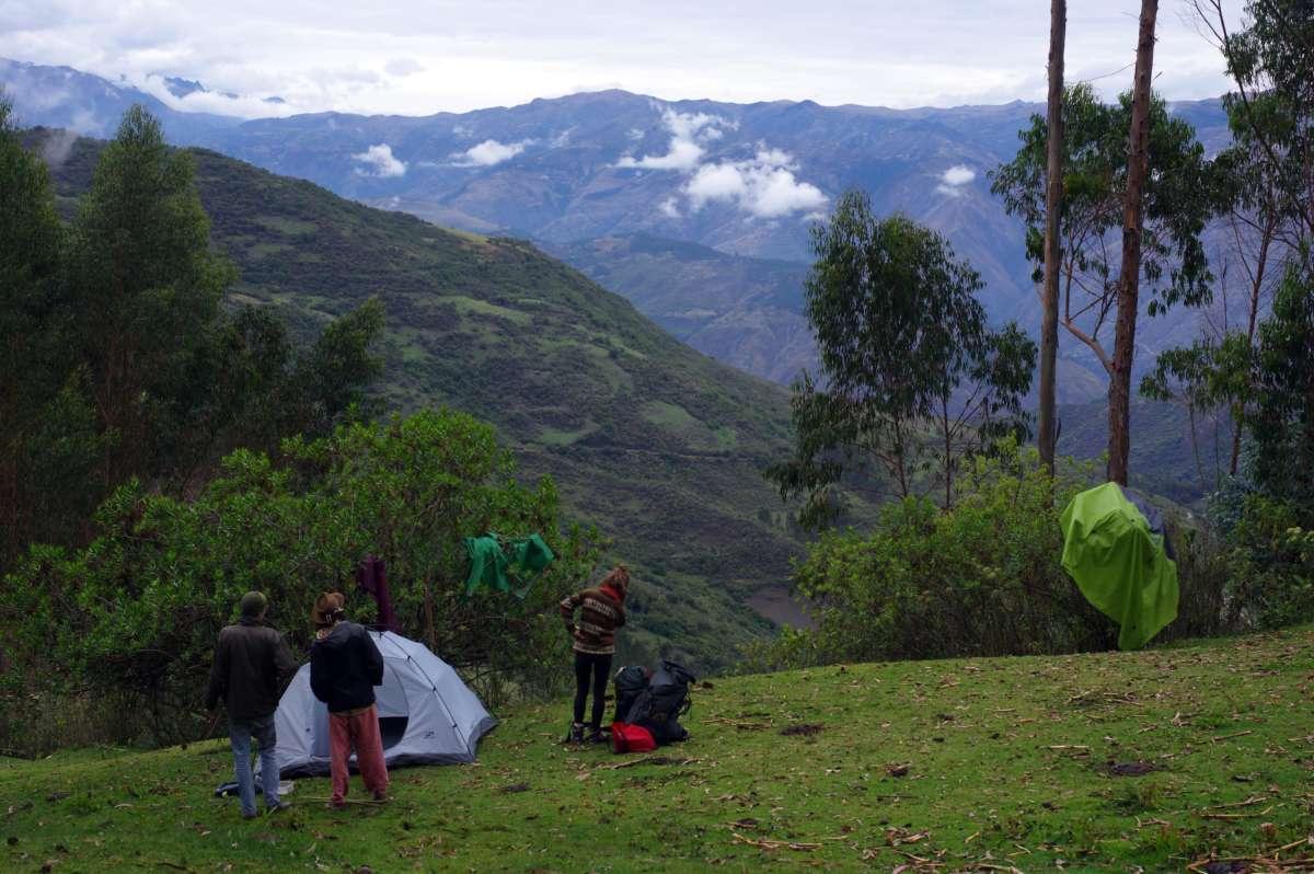 Salkantay Trek - Peru © Mllepix