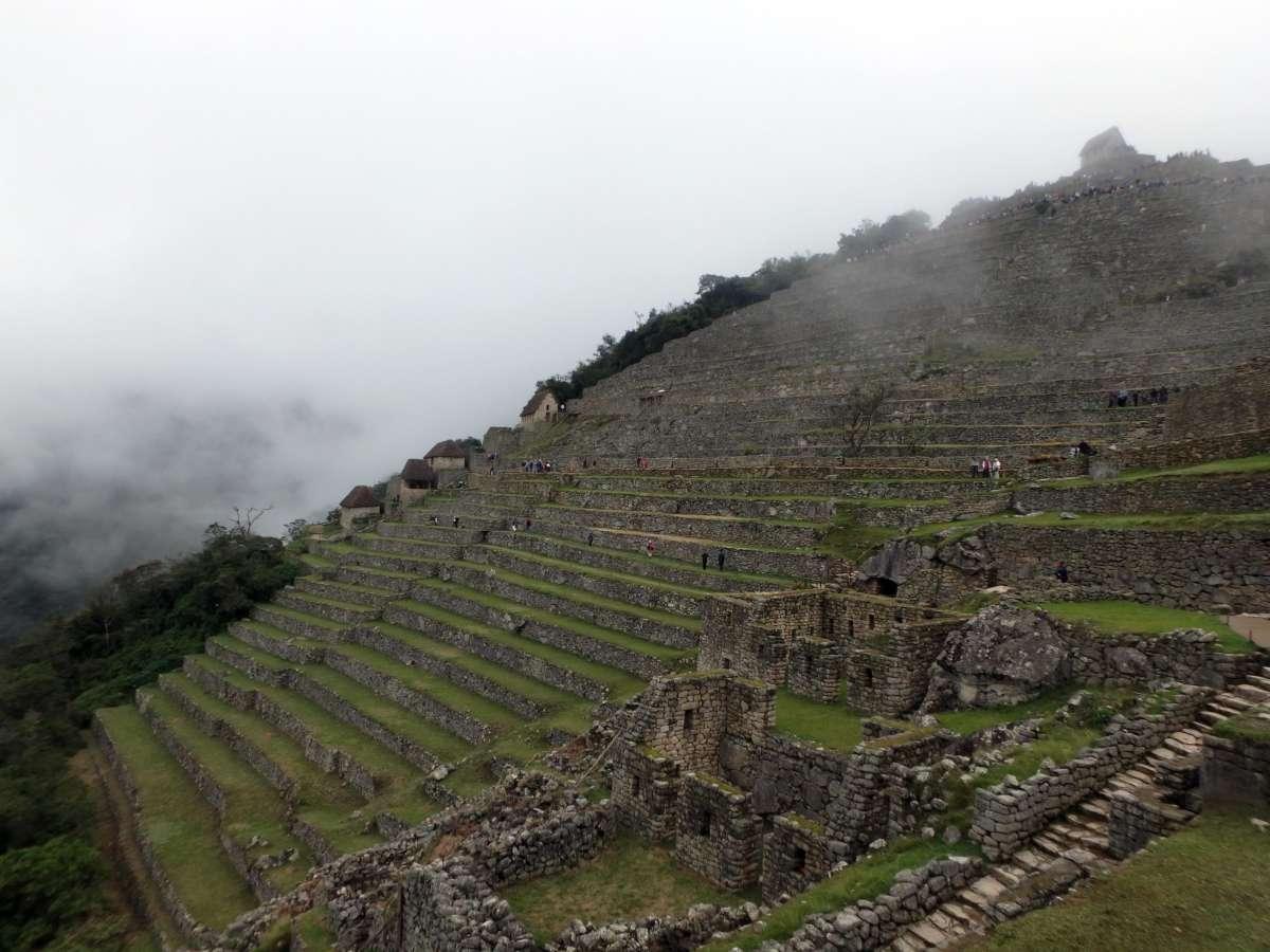 Machu Picchu - Peru © Mllepix