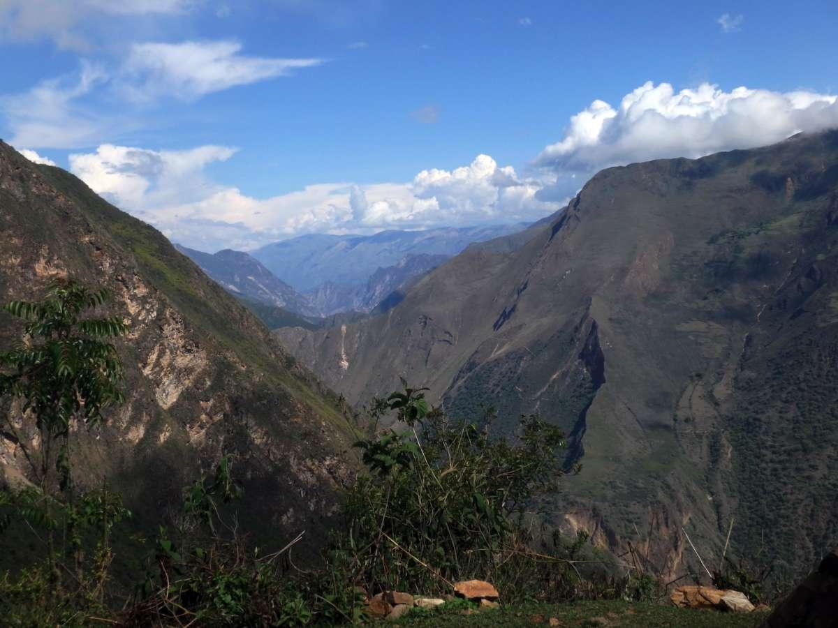 Choquequirao - Peru © Mllepix