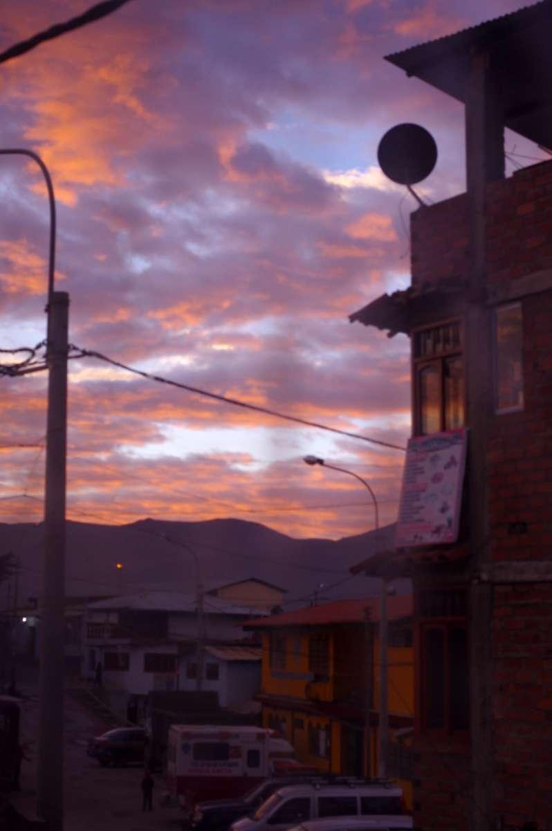 San Pedro de Casta Lima - Peru © Mllepix