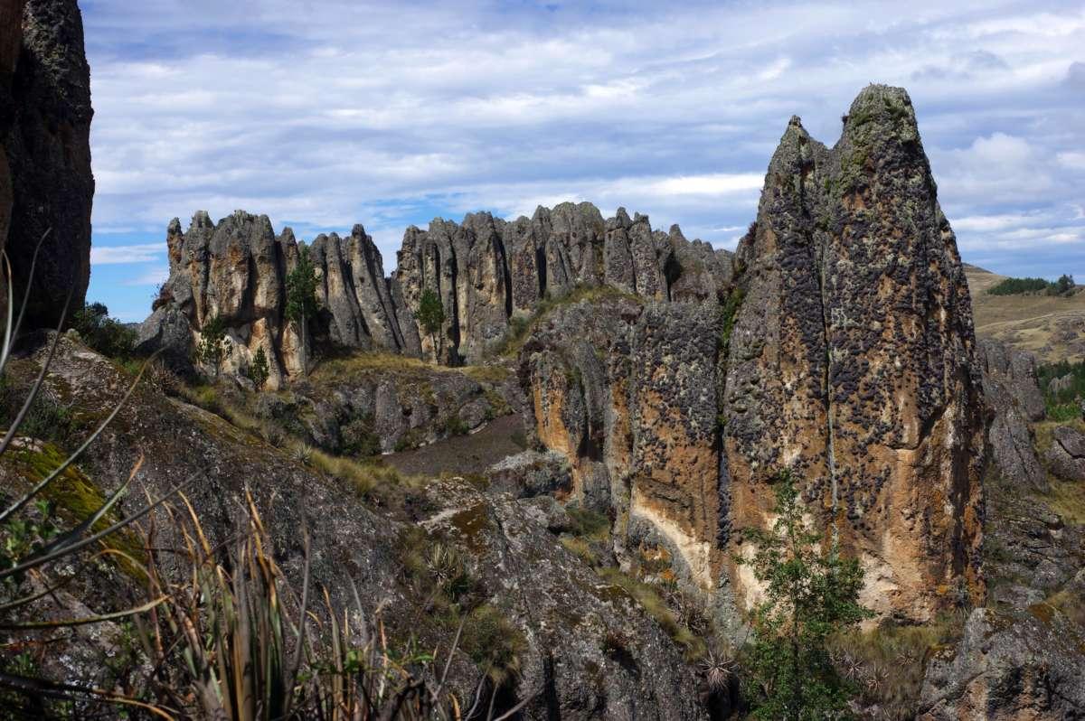 Cumbemayo - Cajamarca - Peru © Mllepix