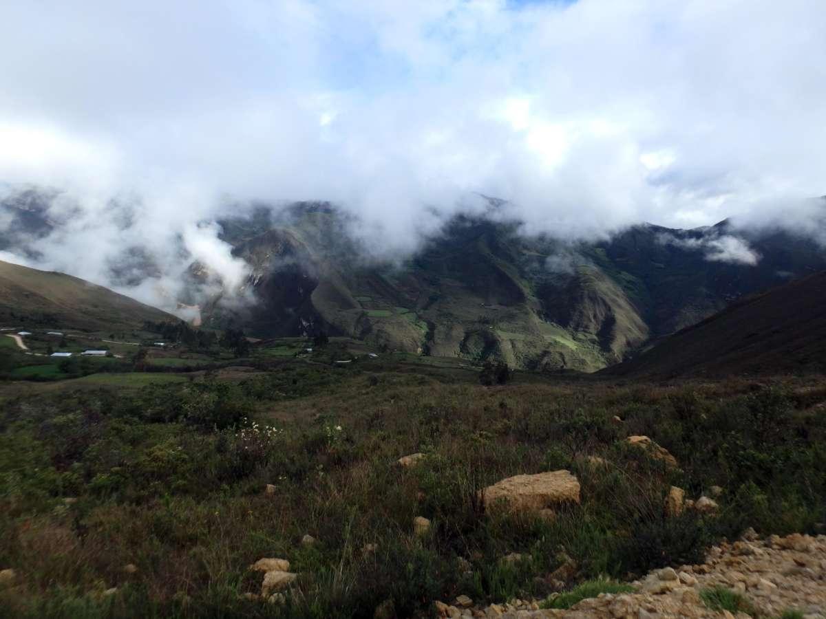 Kuelap - Chachapoyas - Peru © Mllepix