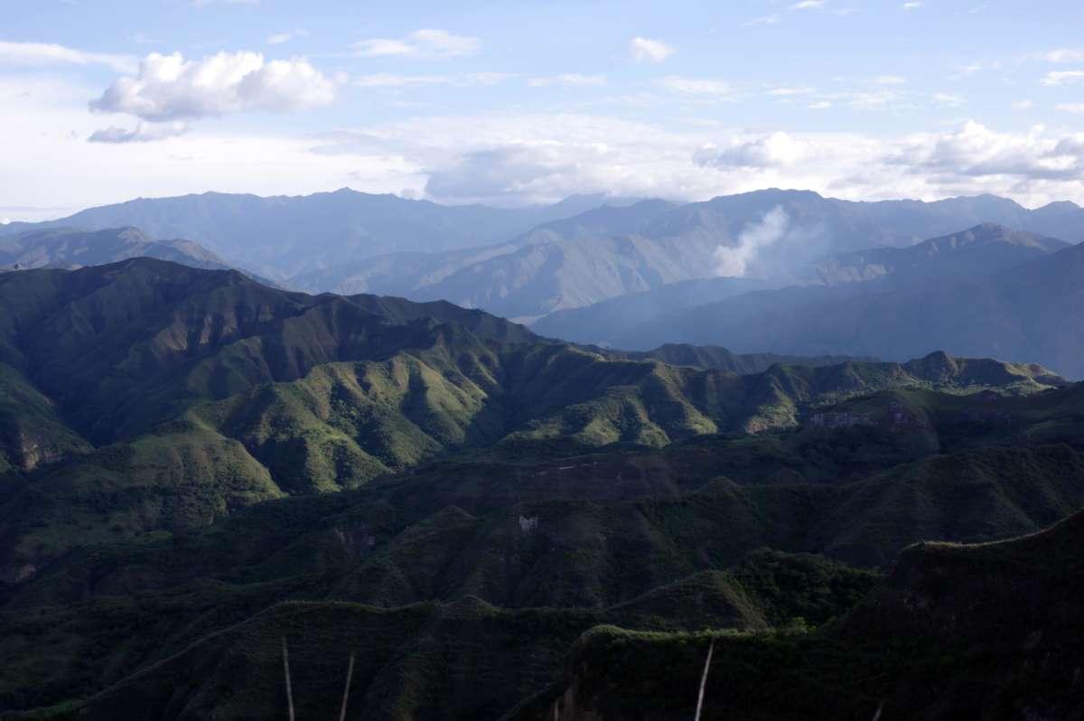 Cerro Mandango - Vilcabamba - Ecuador © Mllepix