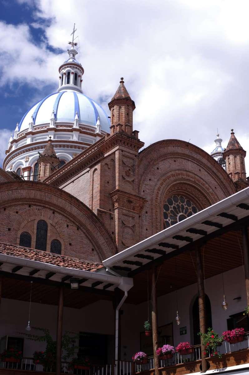 Cuenca - Ecuador © Mllepix