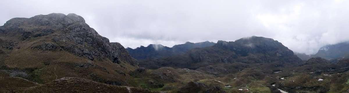 Cajas National Park - Cuenca - Ecuador © Mllepix
