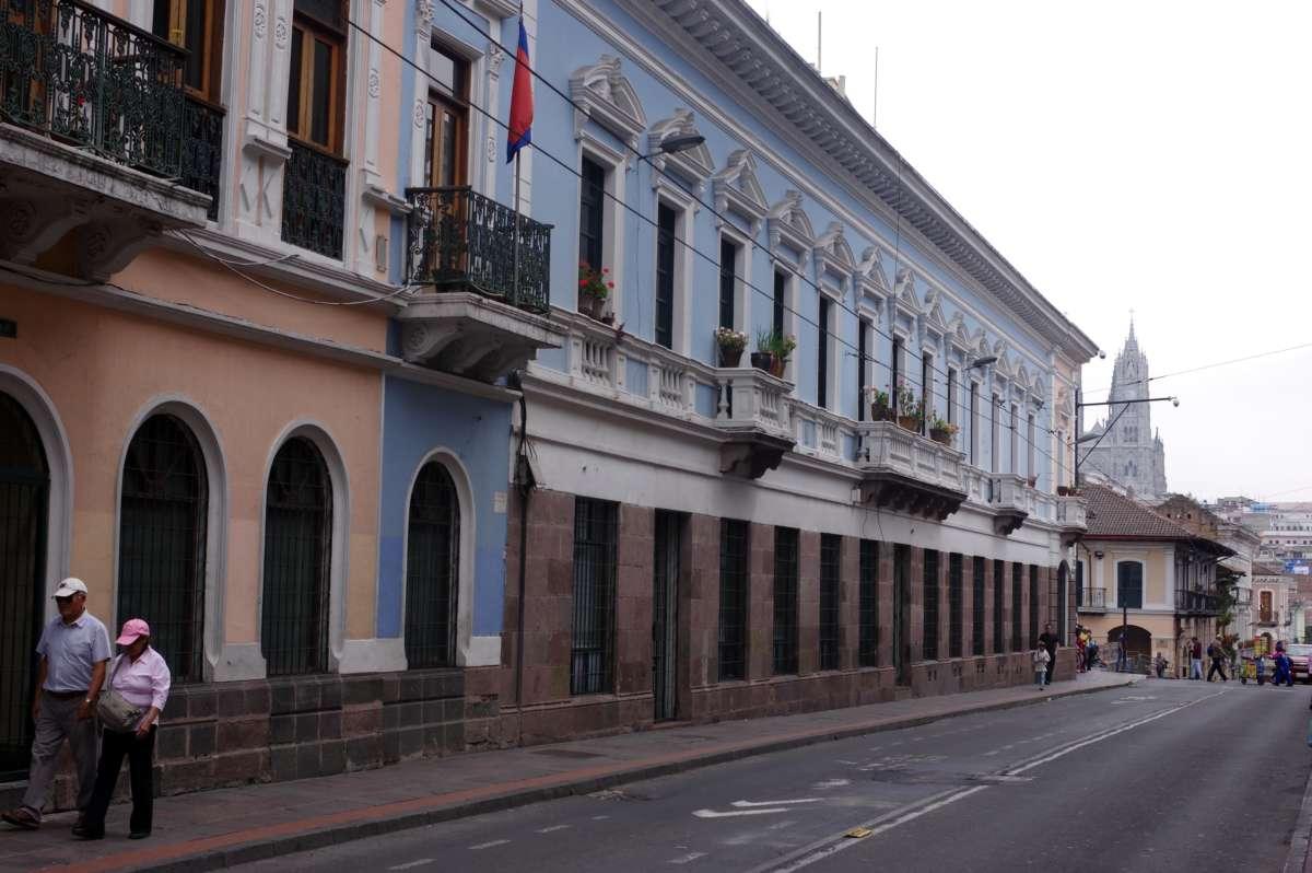 Quito - Ecuador © Mllepix