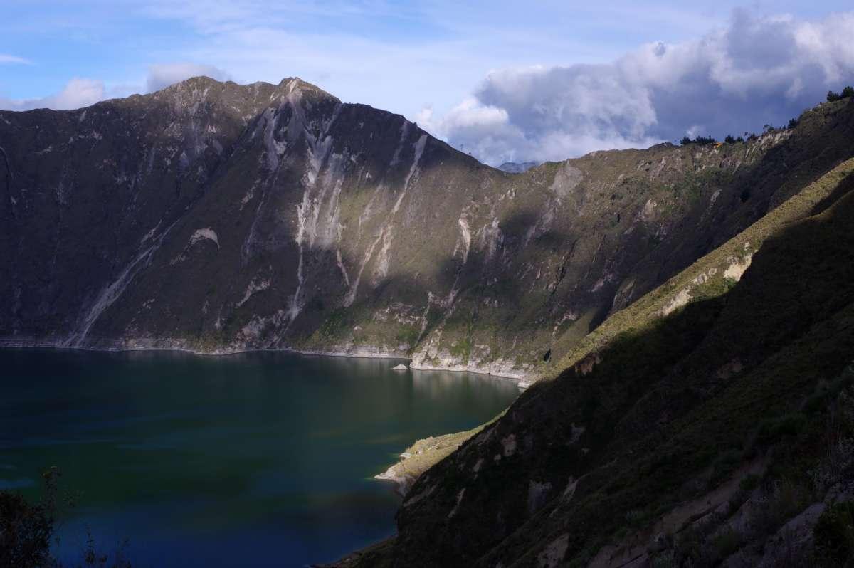 Quilotoa - Ecuador © Mllepix
